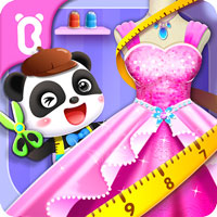 Baby Panda's Fashion Dress Up