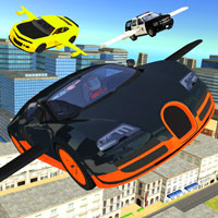 Flying Car Transport Simulator