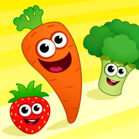Funny Food educational games