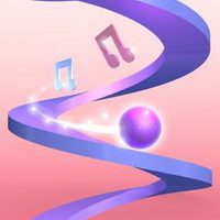 Music Helix Ball
