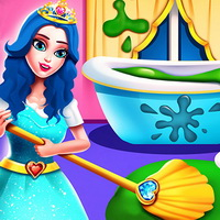 Princess Home Girls Cleaning