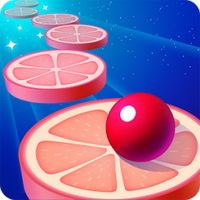 Splashy Tiles Bouncing To The Fruit Tiles