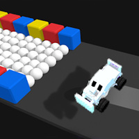 Color Bump 3D Car