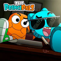 The Amazing World of Gumball: The Principals