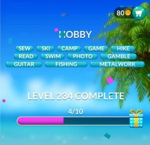 Word Stacks Level 201 250 Answers Topgames Com